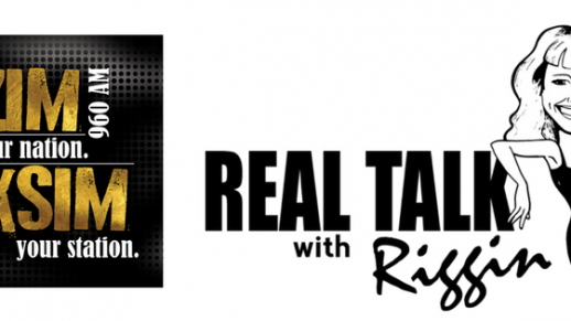 Real Talk with Riggin Facebook Cover 1