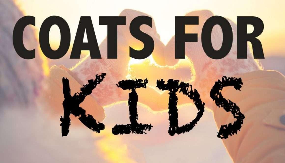 COATS FOR KIDS